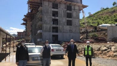 Photo of Araklı TOKİ 3. Etap Projesi Yükseliyor