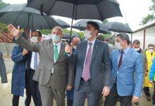 Photo of Çevre ve Şehircilik Bakanı Kurum Araklı'da İncelemelerde Bulundu