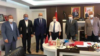 Photo of Başkan Çebi Enerji ve Tabii Kaynaklar Bakan Yardımcısı ile Görüştü