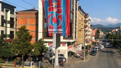 Photo of Trabzonspor Bayrakları Asıldı