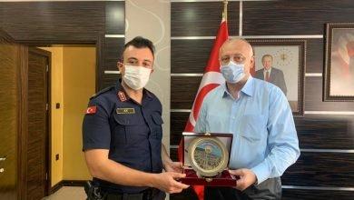 Photo of Jandarma Komutanı Ay Veda Etti