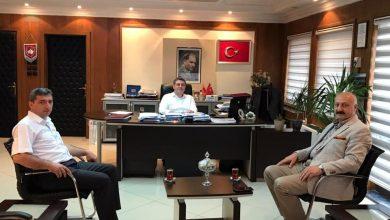 Photo of Başkan Çebi'den Karayolları Bölge Müdürü Aşık'a Ziyaret