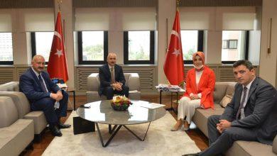 Photo of Başkan Çebi Ulaştırma ve Altyapı Bakanı ile Görüştü
