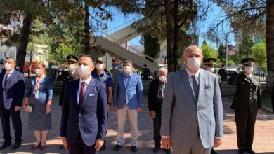 Photo of Araklı'da 30 Ağustos Zafer Bayramı Kutlandı
