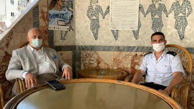 Photo of Başkan Çebi'den Yeni Jandarma Komutanına Hayırlı Olsun Ziyareti