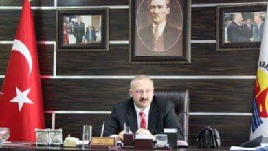 Photo of Başkan Çebi'den Öğretmenler Günü Mesajı
