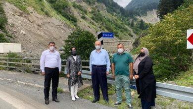 Photo of Milletvekili Ayvazoglu Araklı'da Önemli İncelemelerde Bulundu