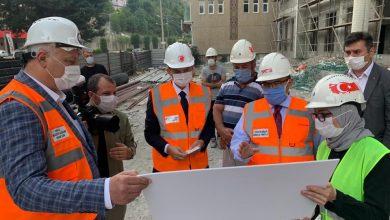 Photo of Trabzon Valisi Ustaoğlu Araklı'da