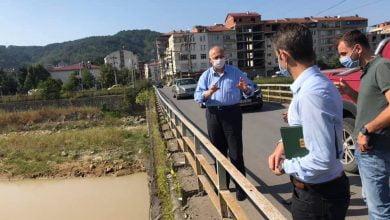 Photo of Araklı Sanayi Köprüsü Yenileniyor