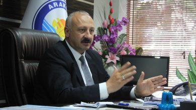 """Photo of Başkan Çebi'den """"1 Mayıs Mesajı"""""""