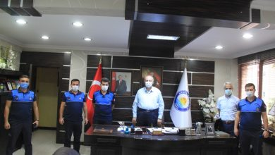Photo of Başkan Çebi'nin Zabıta Haftası Mesajı
