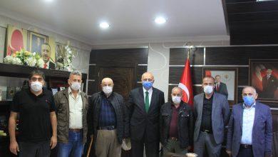 Photo of Başkan Çebi Muhtarlarla Bir Araya Geldi