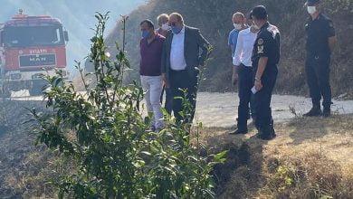 Photo of Çankaya Ve Erenlerde Çıkan Yangın Kontrol Altına Alındı