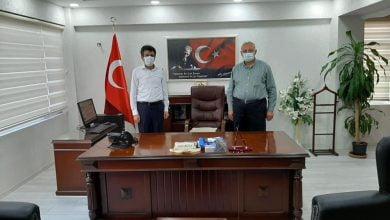 Photo of Başkan Çebi'den Kaymakam Kula'ya Ziyaret