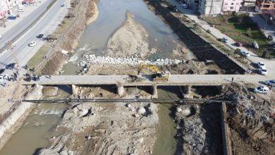 Photo of Sanayi Köprüsü Yıkılıyor