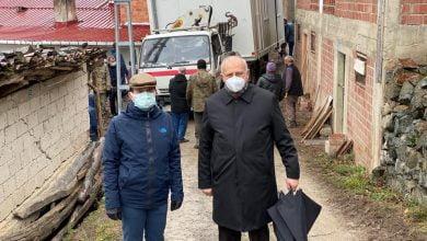 Photo of Bakan Soylu'nun talimatıyla Konteynerler yangın bölgesine ulaştı