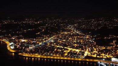 Photo of Araklı'nın Gece Manzaraları Büyük İlgi Gördü