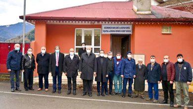 Photo of Başkan Çebi Değirmencik Mahallesinde