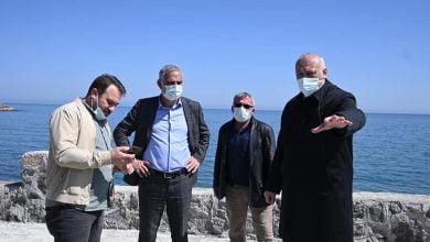 Photo of Araklı Sahili Büyük Değişimi Yaşıyor