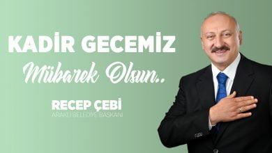 Photo of Başkan Recep Çebi'nin Kadir Gecesi Mesajı
