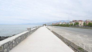 Photo of Araklı Sahili Güzelleşiyor