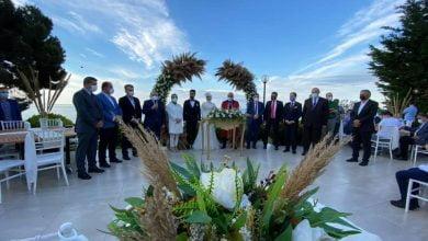 Photo of Başkan Çebi İlçe Başkanı Bıyık'ın Nikah Merasimine Katıldı