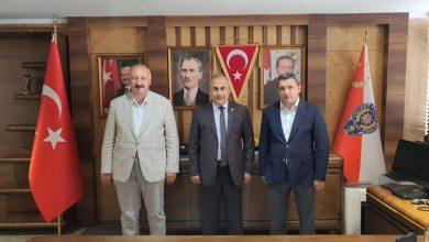 Photo of Başkan Çebi'den Trabzon İl Emniyet Müdürüne Hayırlı Olsun Ziyareti