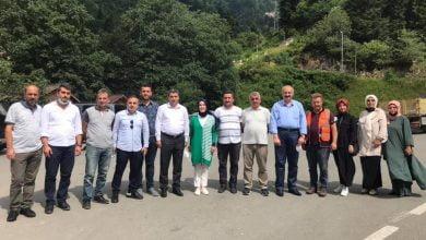 Photo of Trabzon Milletvekili Ayvazoğlu Kayaiçi, Erenler ve İyisu Mahallelerini Ziyaret Etti