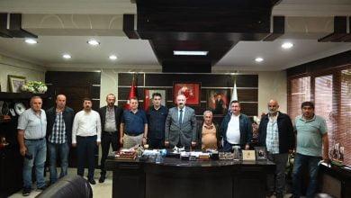 Photo of Araklı Muhtarlar Derneğinden Başkan Çebi'ye Ziyaret