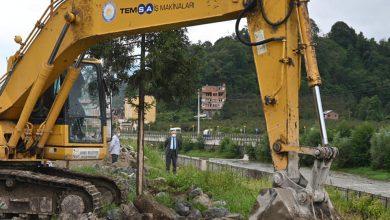 Photo of Sanayi Yolunun Çalışmaları Devam Ediyor