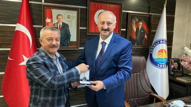 Photo of Zonguldak Milletvekili Türkmen Başkan Çebi'yi Ziyaret Etti