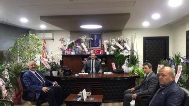 Photo of Başkan Çebi'den DSİ Bölge Müdürüne Hayırlı Olsun Ziyareti