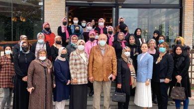 Photo of Başkan Çebi Kadın Kollarıyla Bir Araya Geldi